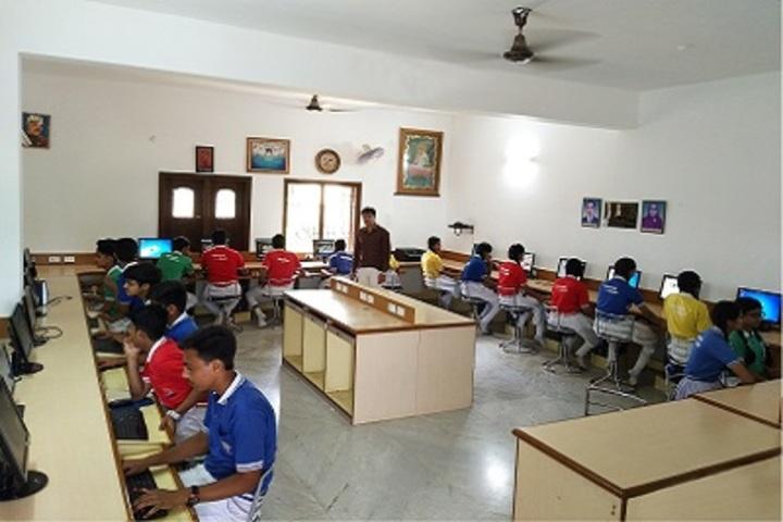 Shri Rajendra Vidhya Sanskar Dham-Computer Lab