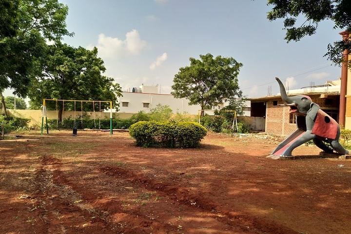 Shri Rajendra Vidhya Sanskar Dham-Kids Play Area