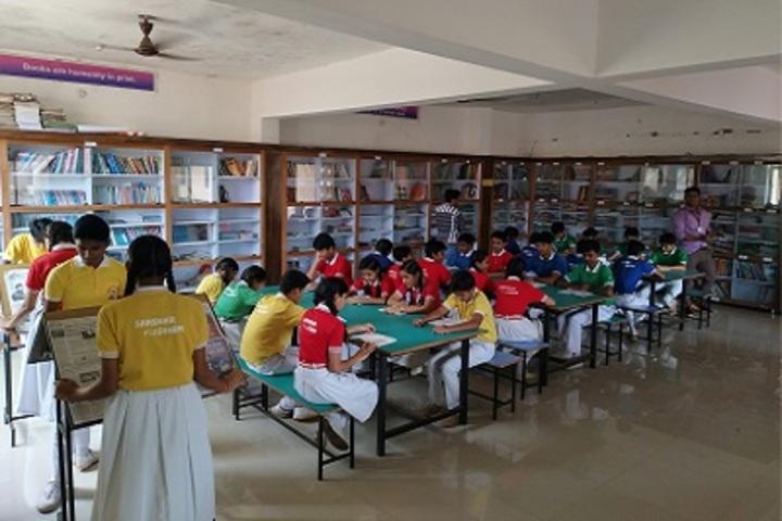 Shri Rajendra Vidhya Sanskar Dham-Library