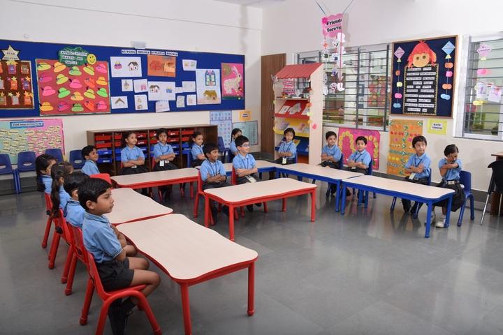 Shri Ram Centennial School-Activity Room