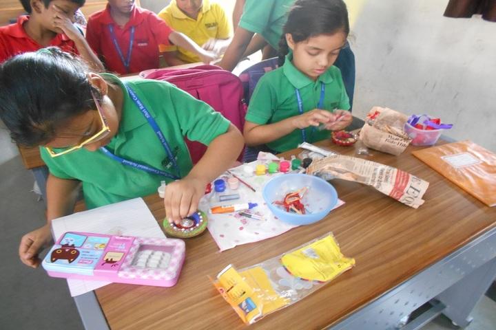 Shri Ram Centennial School-Arts