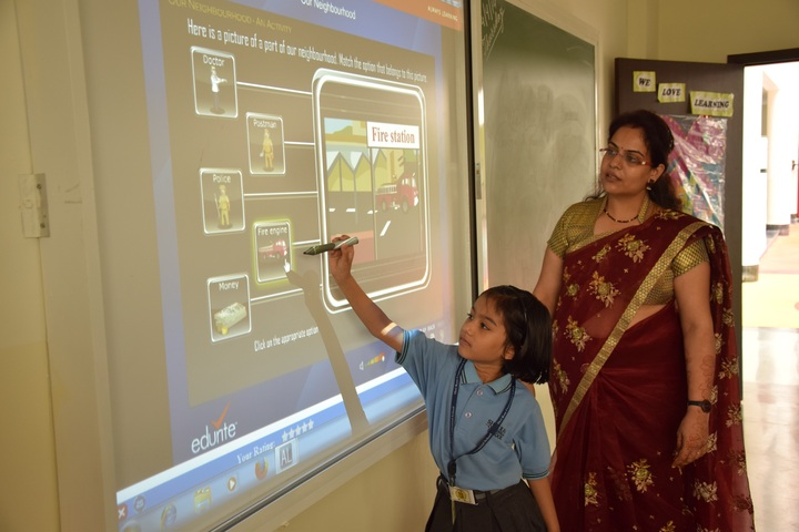 Shri Ram Centennial School-Digital Learning