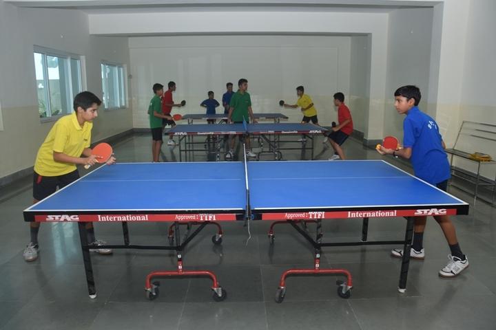 Shri Ram Centennial School-Indoor Games