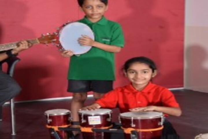 Shri Ram Centennial School-Music