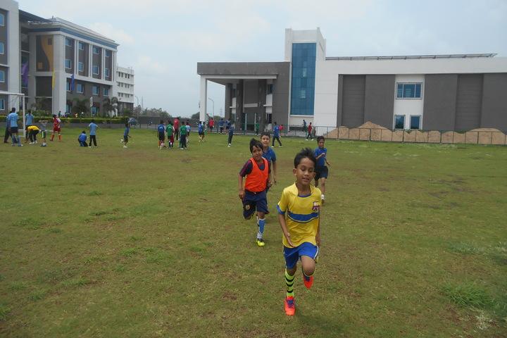 Shri Ram Centennial School-Play Area