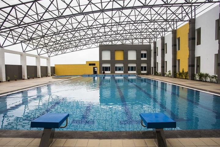 Shri Ram Centennial School-Swimming Pool