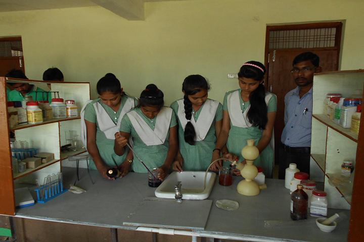 Shri Ramji Lal Senior Secondary School-Biology Lab