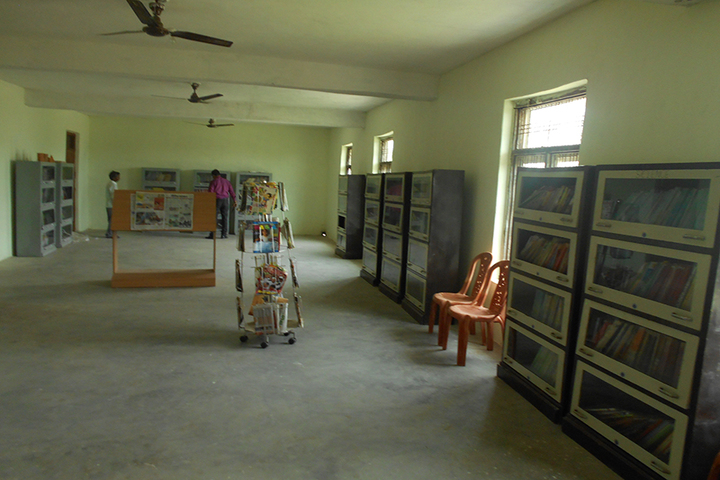 Shri Ramji Lal Senior Secondary School-Library