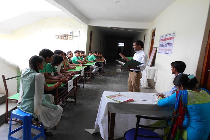 Shri Ramji Lal Senior Secondary School-Quiz Compititions
