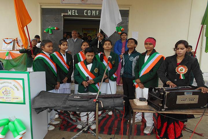 Shri Ramji Lal Senior Secondary School-Republic Day Celebrations