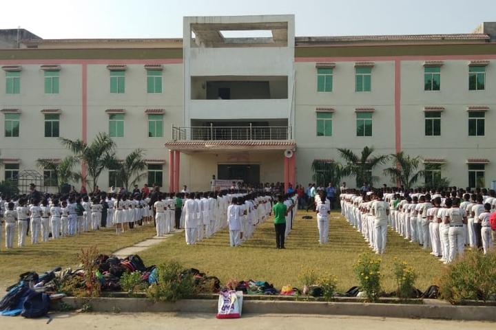 Shri Ramji Lal Senior Secondary School-School Building