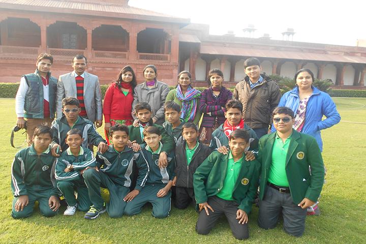 Shri Ramji Lal Senior Secondary School-Tour
