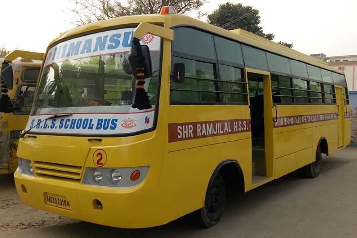 Shri Ramji Lal Senior Secondary School-Transport