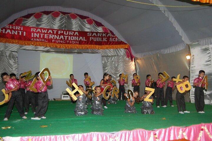 Shri Rawatpura Sarkar Shanti International Public School-Annual Function