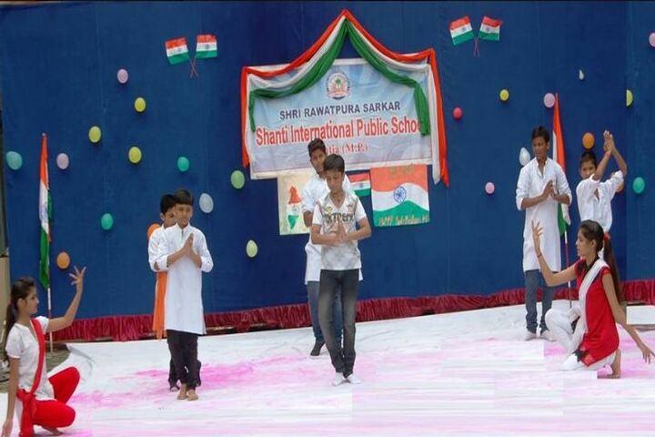 Shri Rawatpura Sarkar Shanti International Public School-Republic Day Celebrations