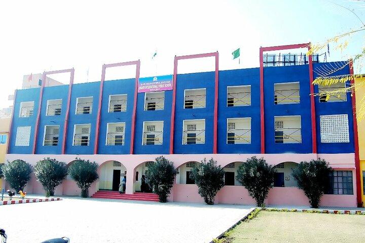 Shri Rawatpura Sarkar Shanti International Public School-School Building