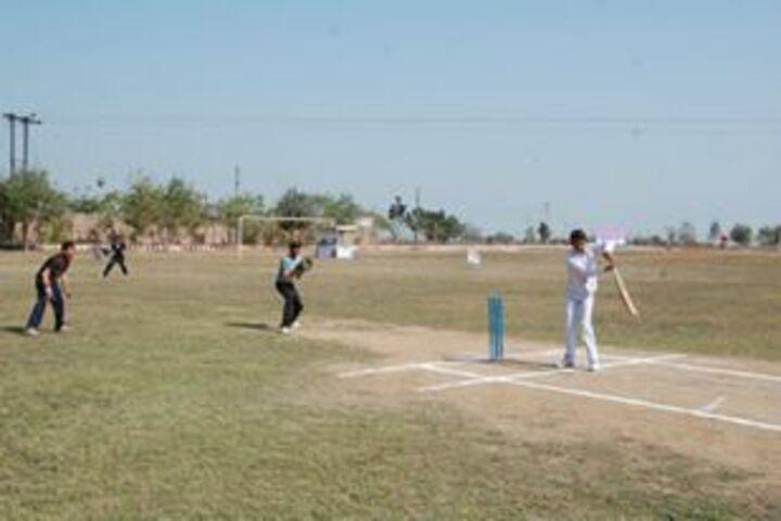 Shri Rawatpura Sarkar Shanti International Public School-Sports