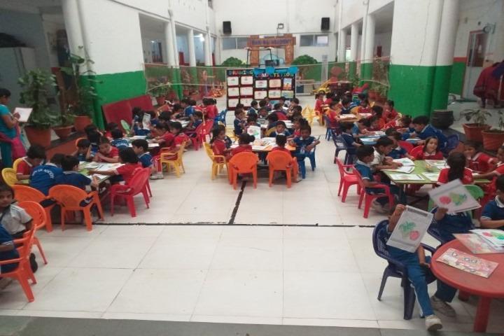 Shri Sai Academy-Activity Room