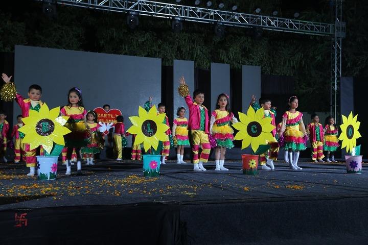 Shri Sai Academy-Annual Day