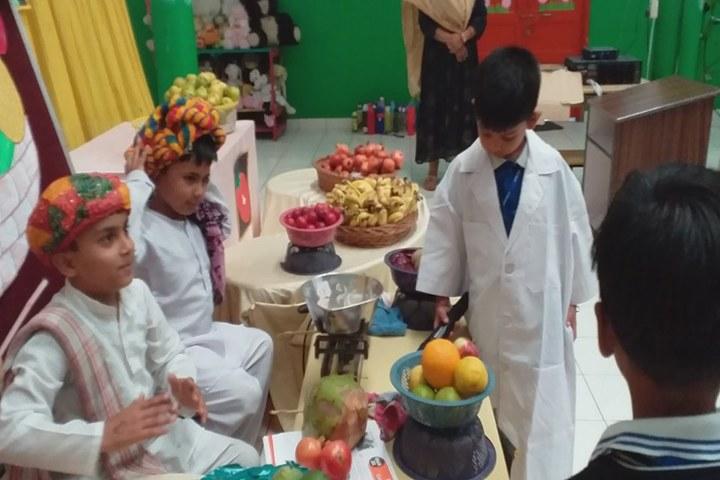 Shri Sai Academy-Drama