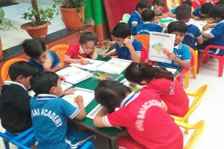 Shri Sai Academy-Drawing Class