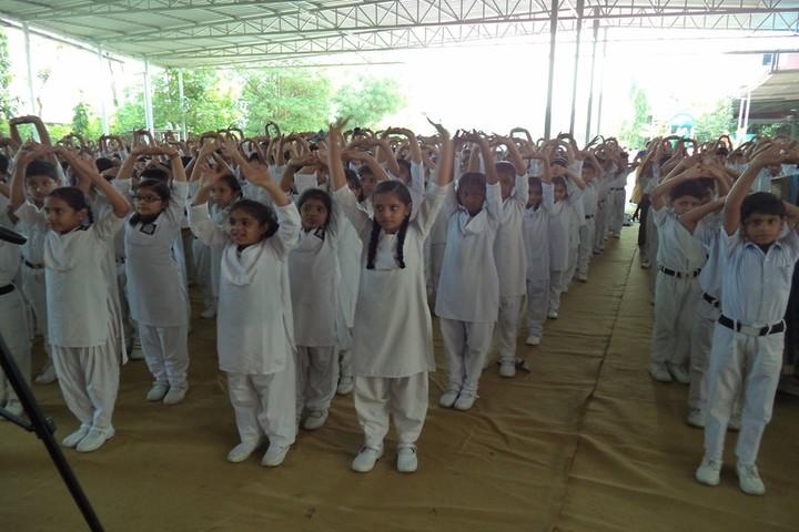 Shri Sai Academy-Exercise