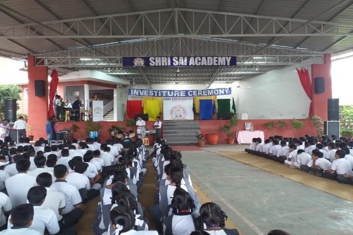 Shri Sai Academy-Investiture Ceremony