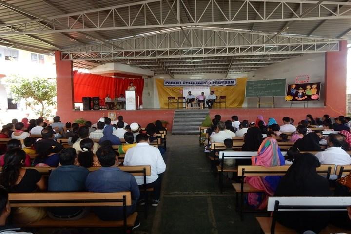 Shri Sai Academy-Parent Orientation Programme
