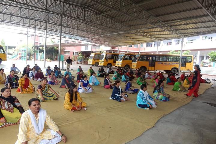 Shri Sai Academy-Transport