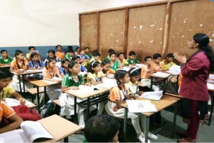 Shri Sai Public School-Class Room