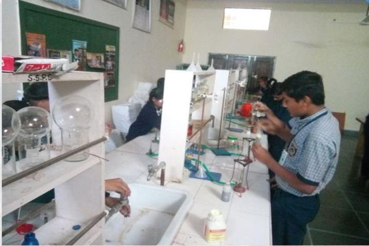Shri Sai Public School-Lab