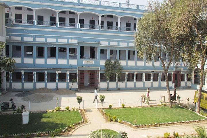 Shri Tekchand Jain Higher Secondary School Ambah-Campus View