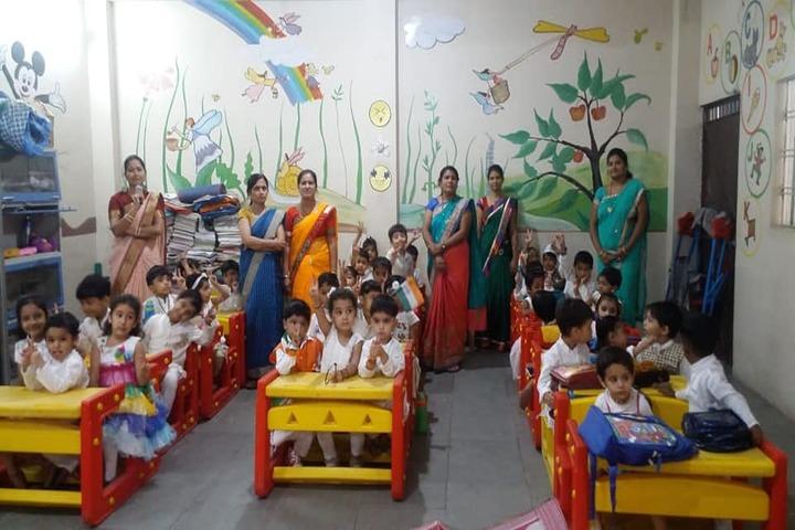 Shri Vidhya Sagar Public School-Classroom