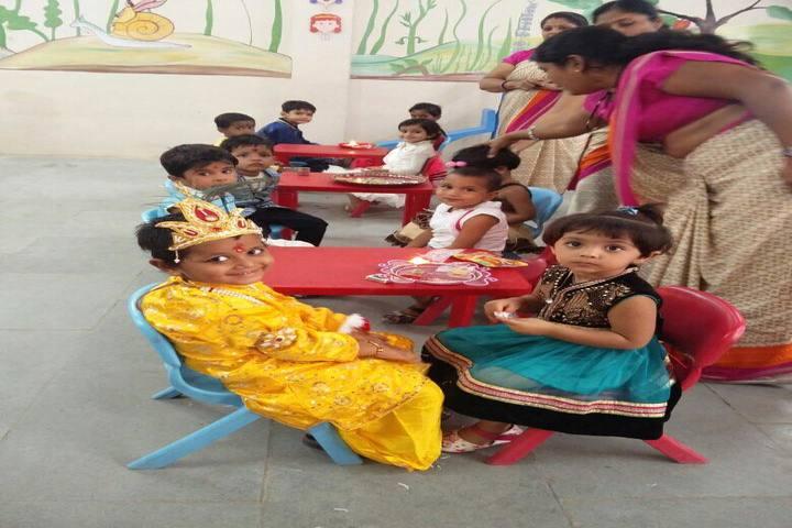 Shri Vidhya Sagar Public School-Festival Celebrations