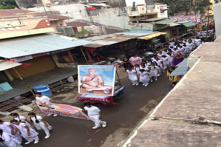 Shri Vidhya Sagar Public School-Rally