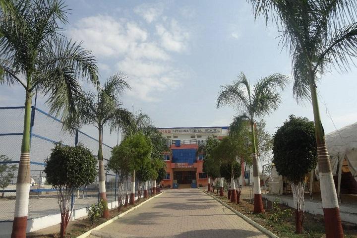 Sideras International School-Campus