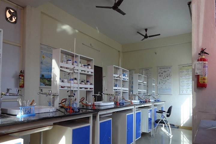 Sideras International School-Chemistry-Lab