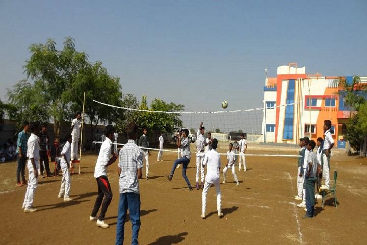 Sideras International School-Games
