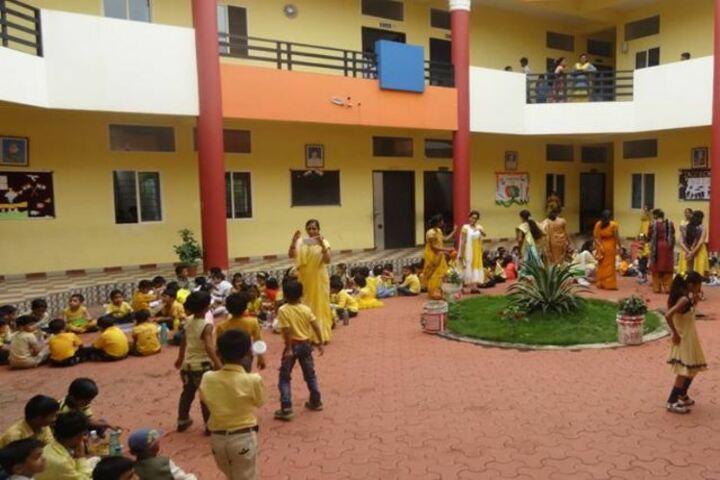Sideras International School-Fun Activity