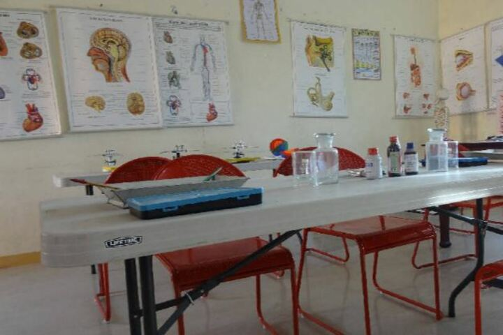 Sideras International School-Lab