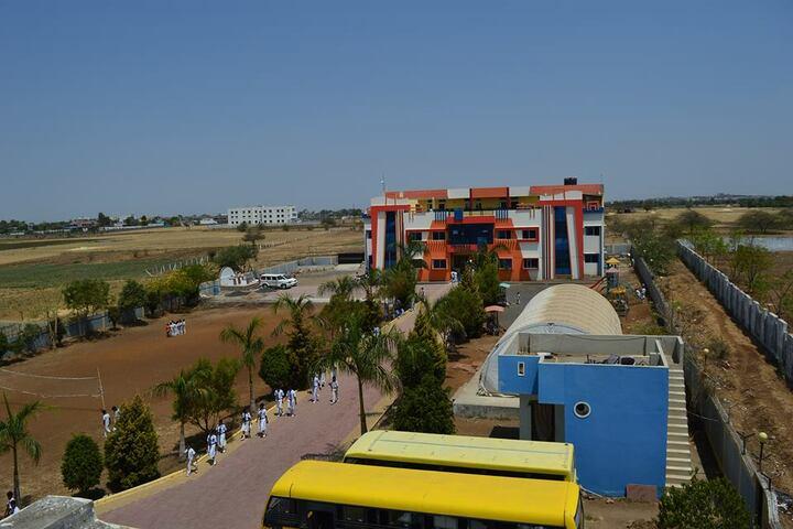 Sideras International School-School Building