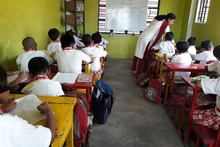 Blue Bells Academy-Classroom