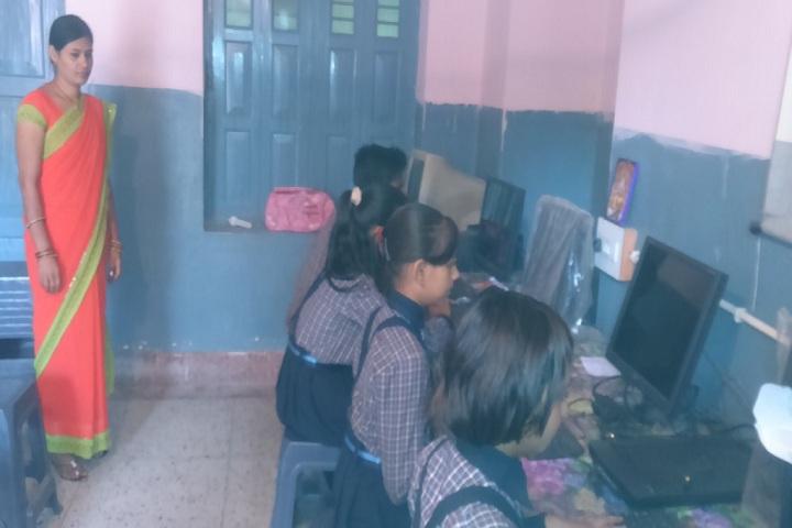 Blue Sky Public School-IT Lab