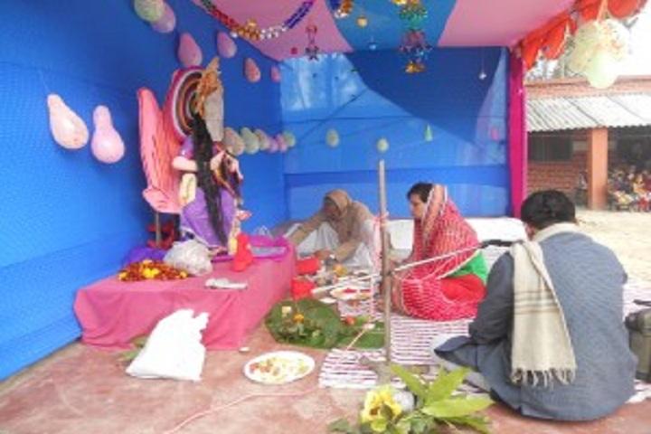 Blue Sky Public School-Festival Celebrations