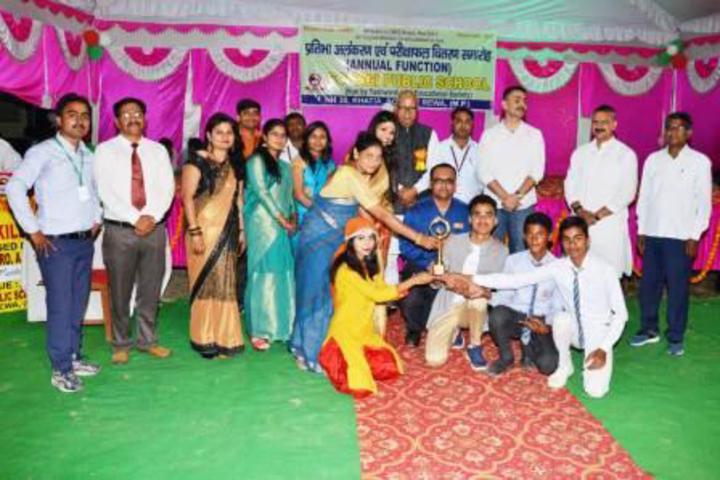 Sohagi Public School-Award