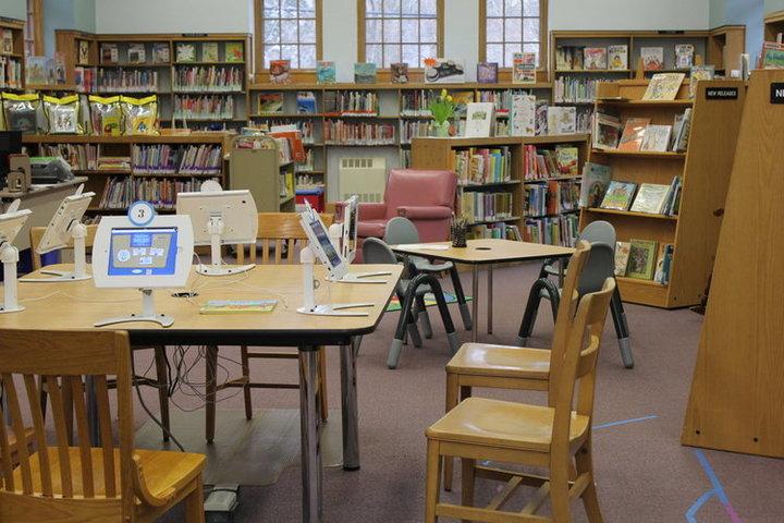 Sohagi Public School-Library