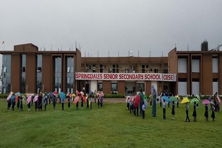 Springdales Senior Secondary School-Campus