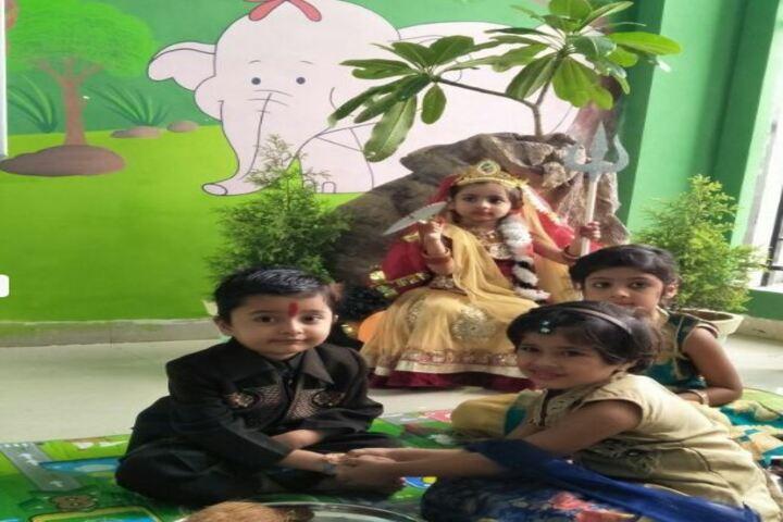 Springdales Senior Secondary School-Rakhi Celebrations
