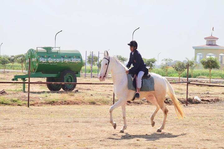 Springfield World School-Horse Riding