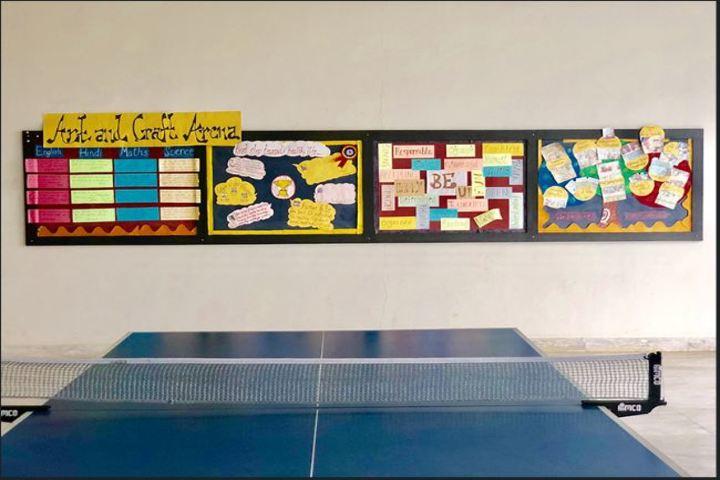 Springfield World School-Indoor Games